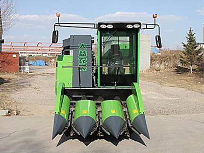 遼寧大益農裝4YZ-3C自走式玉米收獲機