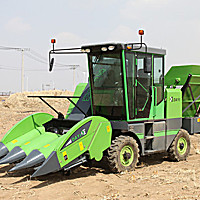 大益4YZ-3D玉米收获机