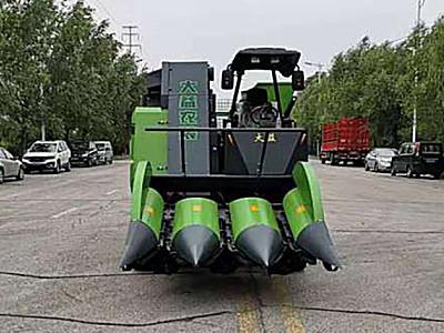 遼寧大益農裝4YZ-3FW自走式玉米收獲機