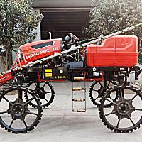上力3WPZ-800喷杆式喷雾机
