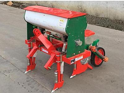 唐河大华2BMF-2玉米免耕施肥播种机