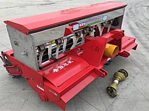 河南冬强2BMF-14(7)免耕施肥播种机