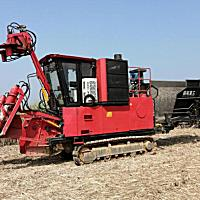 国拓重工4GL-1A甘蔗收获机