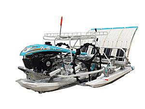 久富2ZS-4(F4)手扶式增产型摆栽插秧两用机