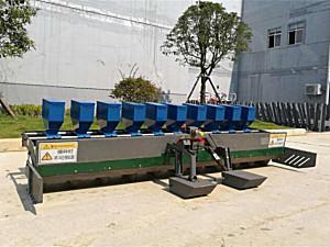 湖北中轩2BD-10水稻直播机
