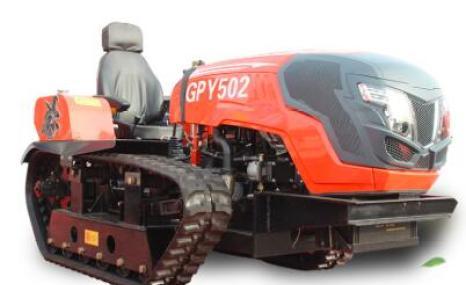 泽泽福多用途履带式拖拉机