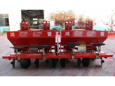 山东鸿雷2CM-4马铃薯种植机