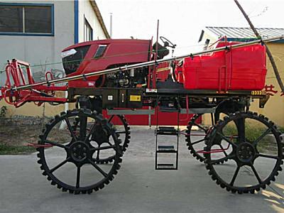 中農嘉禾3WPZ-800A自走式噴桿噴霧機