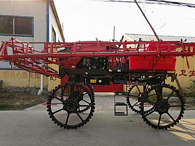 中農嘉禾3WPZ-800B自走式噴桿噴霧機