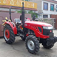 泰山704輪式拖拉機