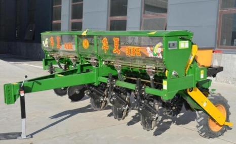 華夏2BMF-5免耕精量施肥播種機