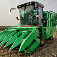 銀豐4YZB-5玉米收獲機