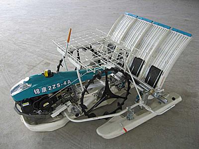 江蘇錦康2ZS-4A手扶式水稻插秧機