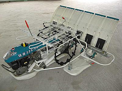 江蘇錦康2ZS-6A水稻插秧機