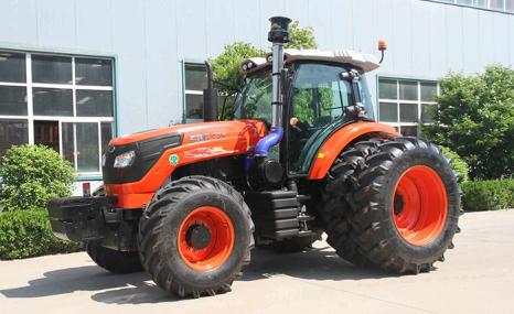 洛阳芬美得-2204轮式拖拉机