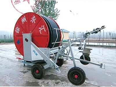 徐州永匯JP75/300絞盤式噴灌機