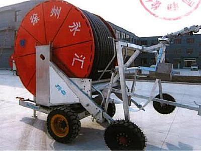 徐州永匯JP75/400絞盤式噴灌機