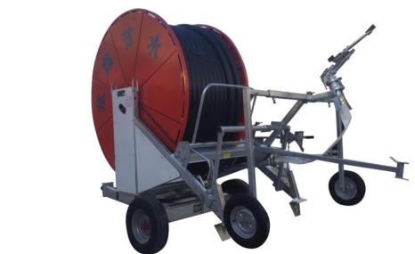 黑龍江龍鑫JP75-400卷盤式噴灌機