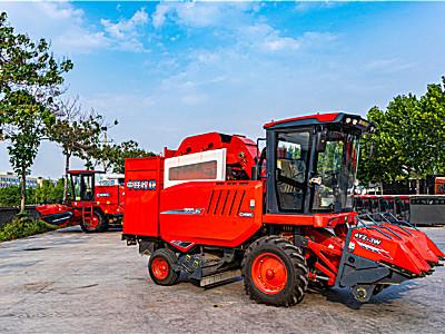 2021款中聯收獲4YZ-3W自走式玉米收獲機