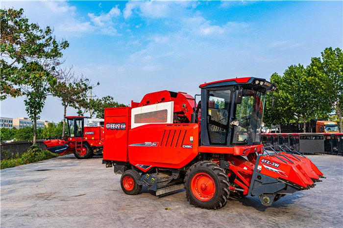 2021款中联收获4YZ-3W自走式玉米收获机