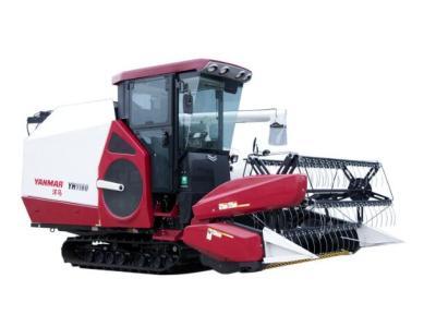 洋馬YH1180(4LZ-4.5D)全喂入稻麥聯合收割機