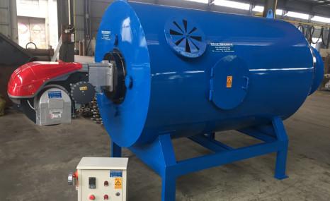 菱代系列WRQZ-200燃氣熱風爐