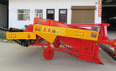 汝南縣正發4HW-6(2150)花生挖掘機