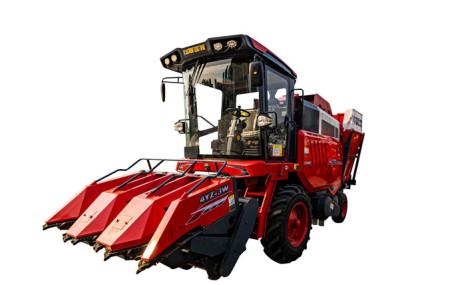 中聯收獲2021款4YZ-3W自走式玉米收獲機