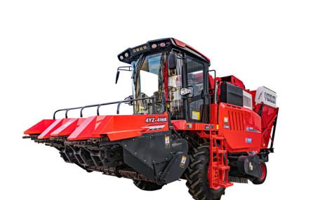 电竞收获2021款4YZ-4WA自走式玉米网站雷火
