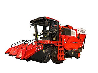 中聯收獲2021款4YZ-4W自走式玉米聯合收割機