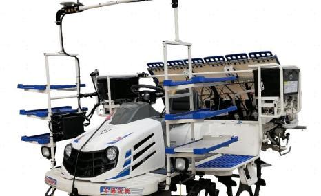 丰疆智能2Z-8D25(FJS80D25)智能高速插秧机