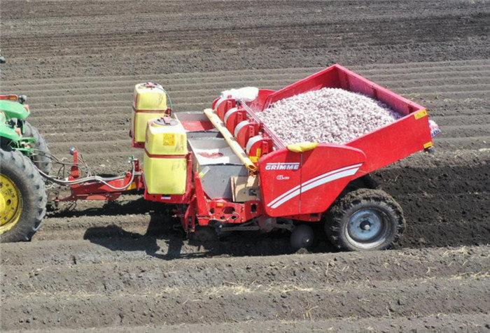 GRIMME(格立莫)GL430马铃薯(碗式)播种机