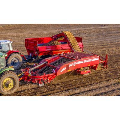 GRIMME(格立莫)GT170馬鈴薯裝車提升臂式聯合收獲機