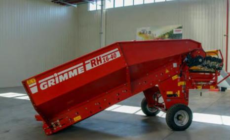 GRIMME(格立莫)RH16-40接收料斗