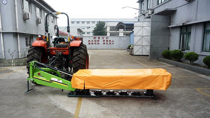 上海世達爾9GXD-1.7盤式旋轉割草機