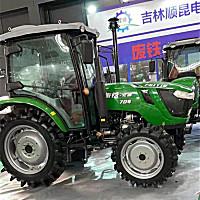 廢鐵TB704輪式拖拉機