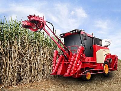 雷沃4QG-1自走切段式甘蔗收獲機