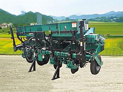 雷沃2BMXE-4A機械式免耕播種機