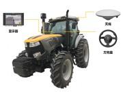 丰疆智能FJNBD-2.5RD拖拉机北斗导航农机自动驾驶系统