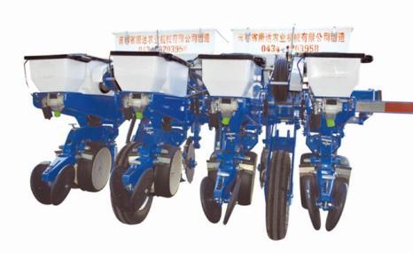 吉林康达2BMZF-4免耕指夹式精确施肥播种机