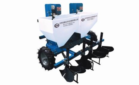 吉林康達2CM-2A馬鈴薯種植機