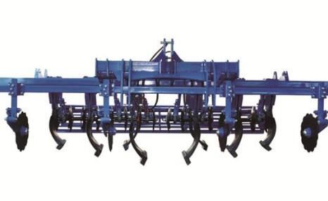 吉林康達1SZL-350偏柱式聯合整地深松作業機
