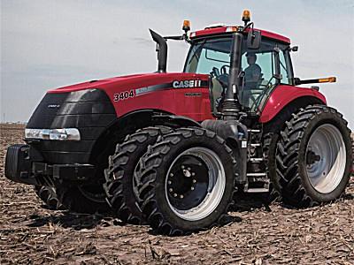 凱斯MAGNUM3104輪式拖拉機