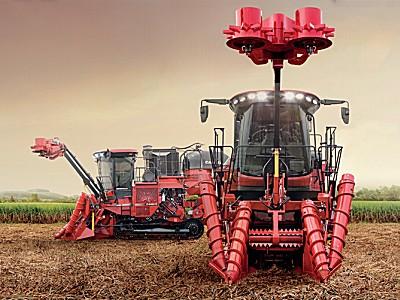 凱斯A8010(8000)甘蔗收獲機