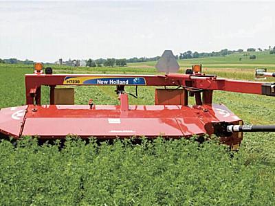 纽荷兰488割草压扁机
