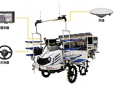 丰疆智能FJ-NS300插秧机导航自动驾驶系统