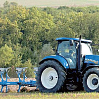 紐荷蘭T1804B輪式拖拉機