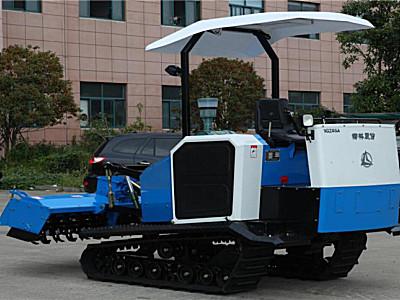 柳林1GZ65A履帶自走式旋耕機