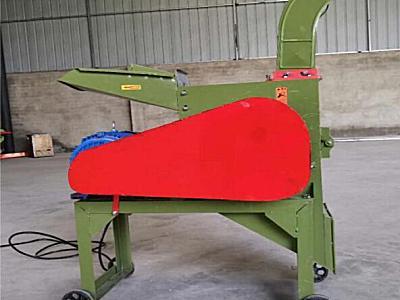陽意9ZR-4秸稈揉絲機
