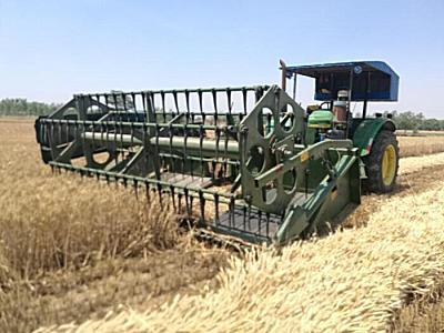 農墾稻花香4SX-3300稻麥割曬機